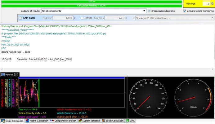 AVL Cruise基础教程:Monitor模块用法详解